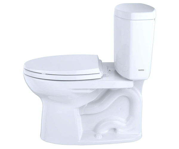 TOTO CST454CEFG#01 Drake 2 Piece Toilet – Best Flushing Toilet 2021