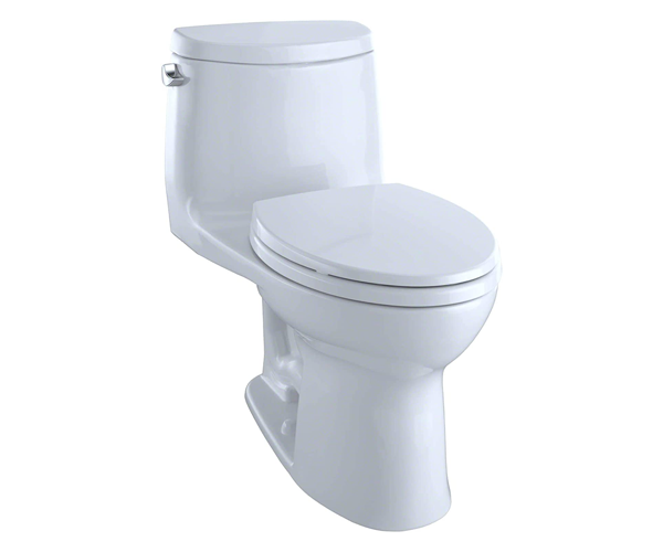 Toto MS604114CEFG#01 UltraMax One-Piece Toilet – Best Elongated Toilet 2021