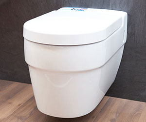 how to install wall mounted toilet