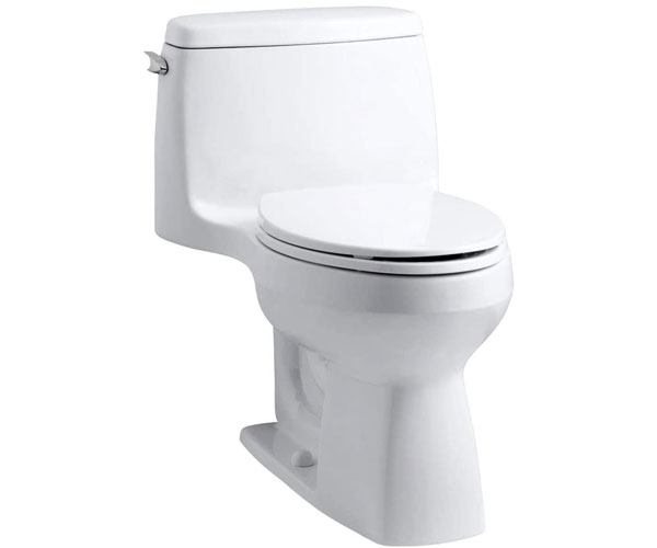 Kohler 3810-0 Santa Rosa Comfort Height Elongated – Best Toilet Flushing System