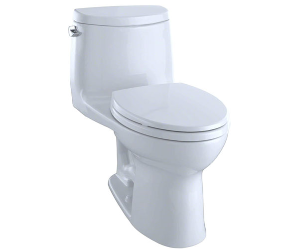 Toto MS604114CEFG#01 UltraMax II - Best One-piece Toilet 2021