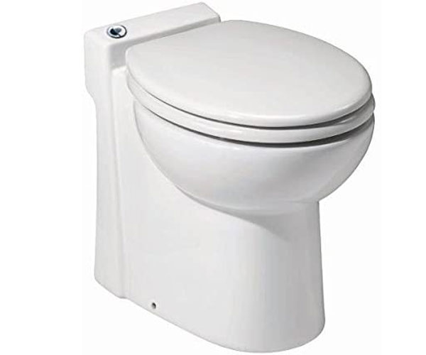 Saniflo 023 Sanicompact Self-Contained Toilet – Best Toilet Flush System in 2021