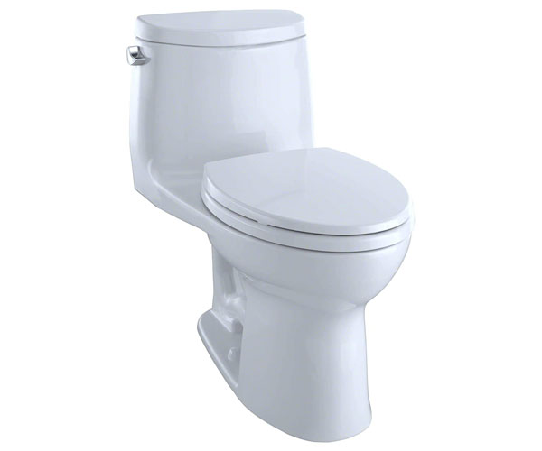 TOTO UltraMax II One-Piece Toilet – Best Elongated Toilet 2021