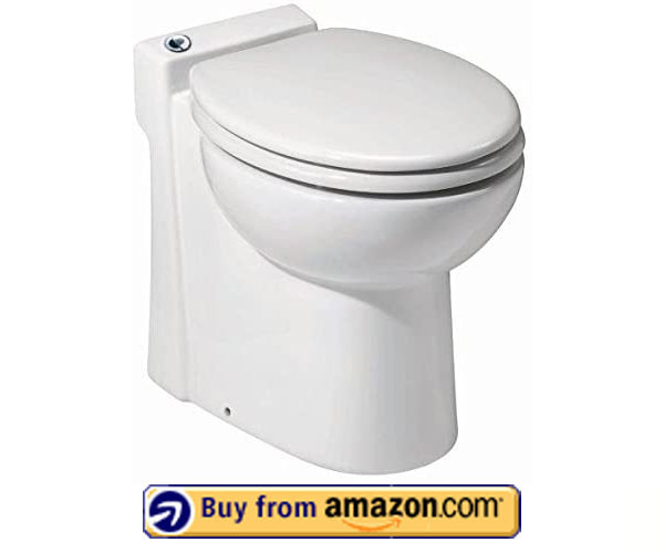 Saniflo 023 Sanicompact Self-Contained Toilet – Best Compact Toilet in 2021