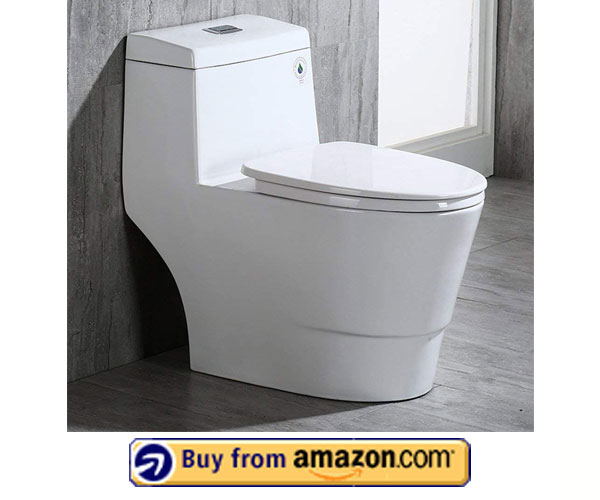 WoodBridge T-0001 One Piece Toilet – Best Toilet 2021